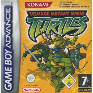 Teenage Mutant Ninja Turtles [GBA]