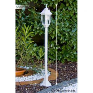 Lucide TIRENO - Borne d'extérieur Blanc H120cm - Luminaire d'extérieur