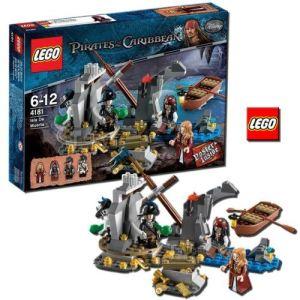 Lego 4181 pirates des cara bes ile de la muerte comparer avec - Ile pirate lego ...
