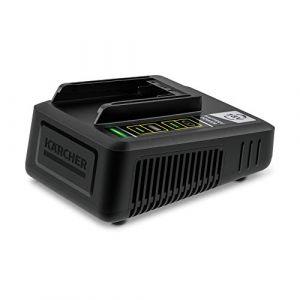 Kärcher 2.445-032.0 Chargeur Rapide de Batteries, Alimentation 18 V