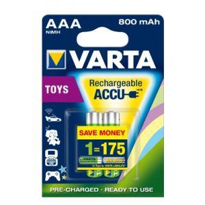 Varta Toys accu AAA Ready2Use NiMH 800 mAh Micro
