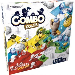 Asmodée Jeu de conquête Combo Color