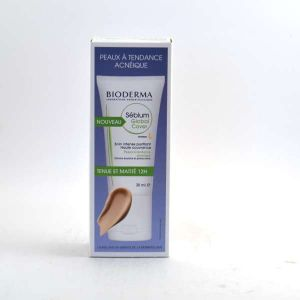 Bioderma Sébium Global Cover - Soin intense purifiant