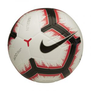 Nike Ballon de football Merlin - Blanc - Taille 5