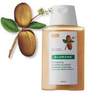 Klorane Shampoing au dattier du désert - 200 ml