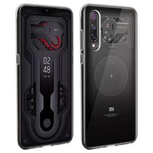 Akashi Coque TPU Transparente Xiaomi Mi 9