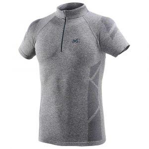 Millet LTK Seamless Light Zip SS High Rise T-shirts respirants