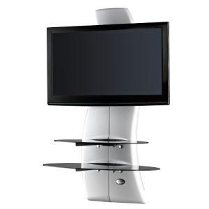 """Meliconi Meuble TV Ghost Design pour écran 32 à 63"""" jusqu'à 75 kg"""