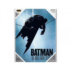 SD Toys Poster en verre Dc Comics Dark Knight Returns Miller (30 x 40 cm)