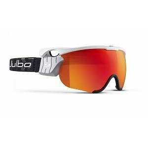 Julbo Sniper M Blanc Gris Orange Multilayer Fire