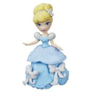 Hasbro Mini poupée Disney Princesses : Cendrillon