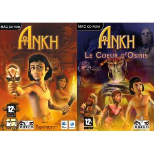 Ankh édition spécial + Ankh 2 : Le Coeur d'Osiris [MAC]
