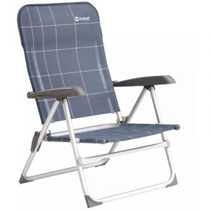 Outwell Ashern - Siège camping - gris Chaises pliantes