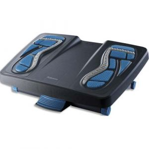 Fellowes 8068001 - Repose-pieds Energizer, surface massante