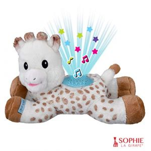 Vulli Sophie la girafe Peluche Light And Dreams Veilleuse