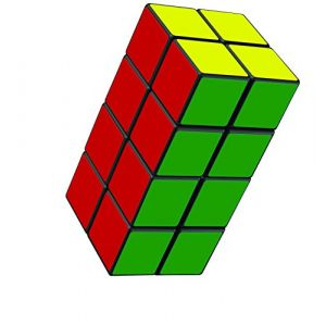 Win Games Rubik's Cube Tower 2x2x4 Advanced