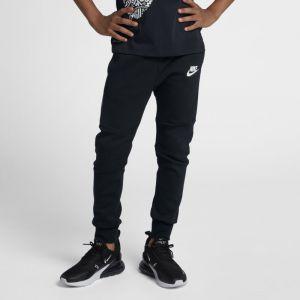 Nike Pantalon Sportswear Tech Fleece pour Garçon plus âgé - Noir - Couleur Noir - Taille M