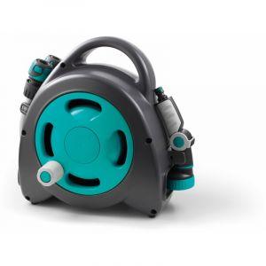 G.F. Enrouleur de tuyau AquaBag Maxi - Bleu