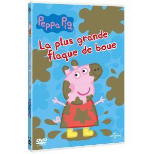Peppa Pig : la plus grande flaque de boue