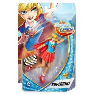 Image de Mattel Figurine d'action Supergirl DC Super Hero Grils