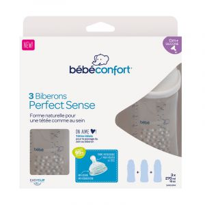 Bébé Confort 3 biberons Perfect Sense 270 ml Little Valleys