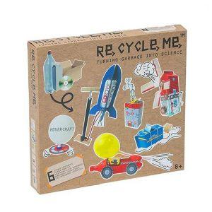 Neotilus Kit créatif ReCycleMe Expériences scientifiques