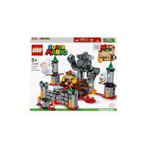 Lego Ensemble d'extension La bataille du château de Bowser Super Mario 71360