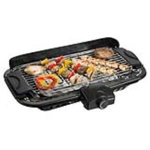 Bestron AJA902S - Barbecue électrique sur pieds Funcooking