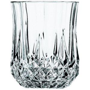 Cristal d'Arques 6 verres à eau Longchamp (32 cl)