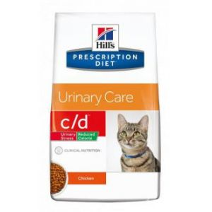 Hill's Feline c/d Urinary Stress - Sac 8 kg