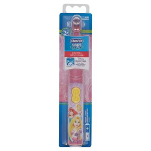 Oral-B Stages Power DB3 - Brosse à dents électrique à piles pour enfants
