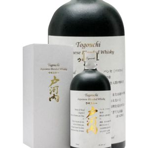 Togouchi Whisky premium ,blended japon, étui 40%.vol 70 cl