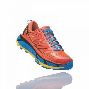Hoka Trail running -one-one Mafate Speed 2 - Nasturtium / Spicy Orange - Taille EU 46 2/3