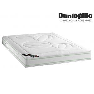 Dunlopillo Matelas hévéane latex naturel 140x200
