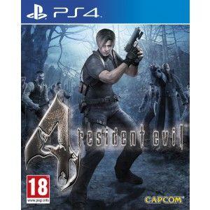 Resident Evil 4 sur PS4