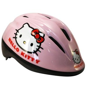 walzkidzz Casque de vélo Hello Kitty 46-53 cm