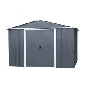 Abri jardin métal Toko / 6,24 m²