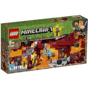 Lego Le pont de Blaze 21154