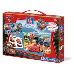 Clementoni Mini Edukit Cars 2