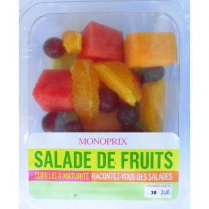 Monoprix Salade de fruits