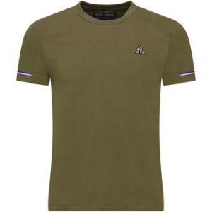 Le Coq Sportif T-shirt T-shirt Tech vert - Taille EU M,EU L,EU XL