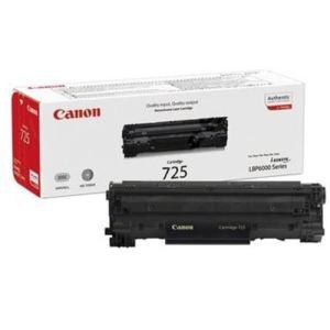 Canon 3484B002 - Toner 725 noir 1600 pages