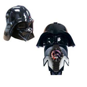 Montre pour enfant analogique Star Wars Dark Vador 3D
