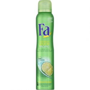 FA Lemon Tropic - Déodorant Atomiseur 200 ml