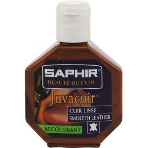 Saphir Juvacuir - 75 mL - marron moyen
