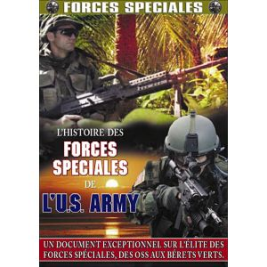 L'histoire des forces spéciales de l'U.S. Army