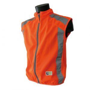 L2S VisioPlus Gilet de sécurité Orange S