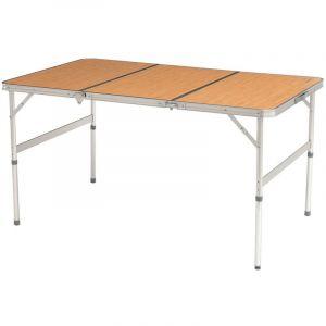 Easy Camp Table pliante Laval Bambou 180 x 80 70 cm 540019