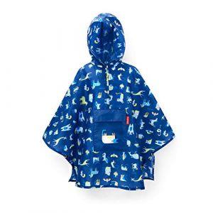 Reisenthel Mini maxi poncho M kids abc abc friend s blue bleu