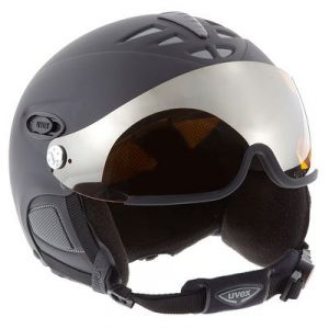 Uvex hlmt 300 Visor - Casque de ski adulte
